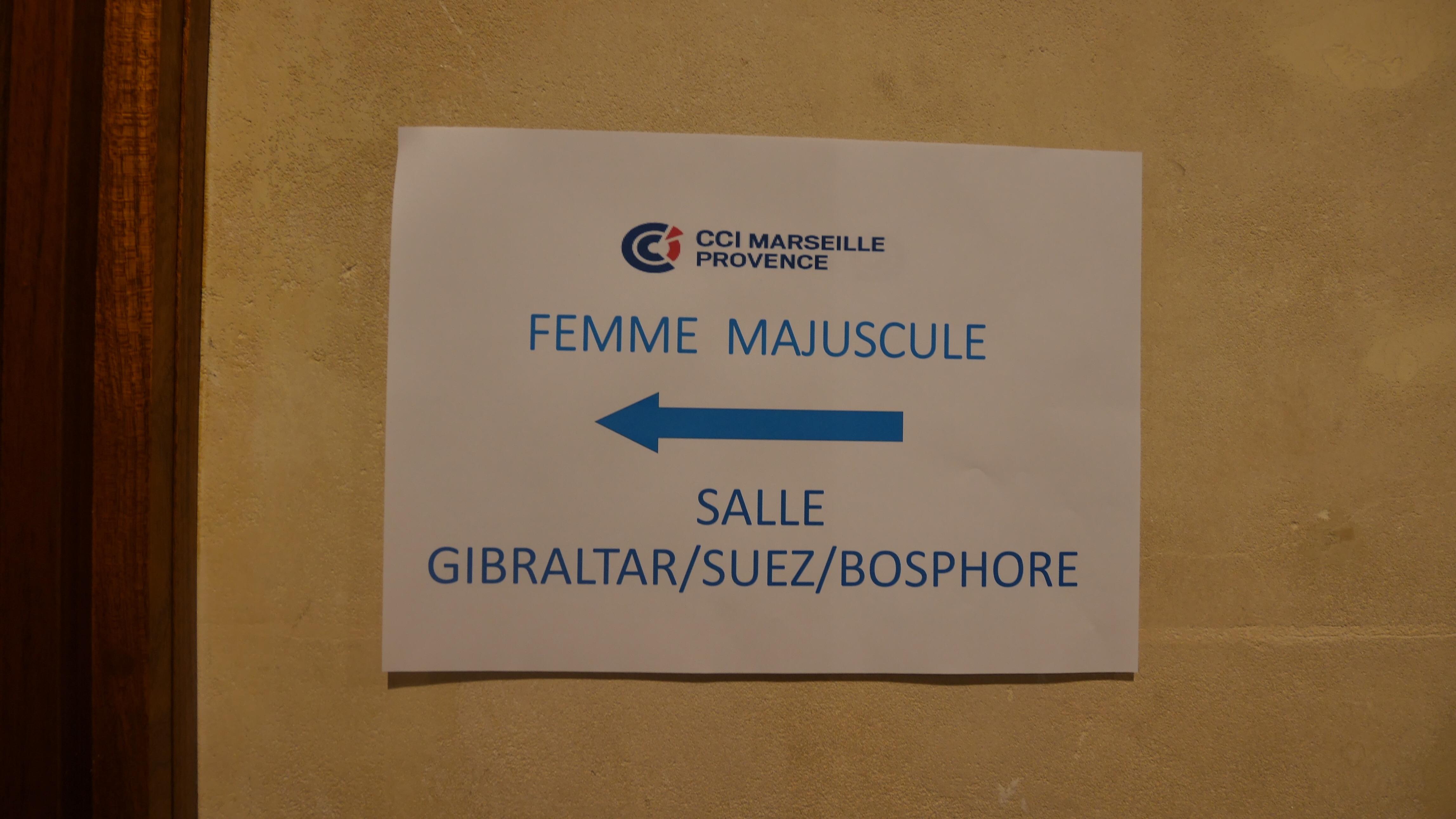 Mon 1er meet up avec femme majuscule nicole tonnelle mes for Chambre de commerce marseille provence